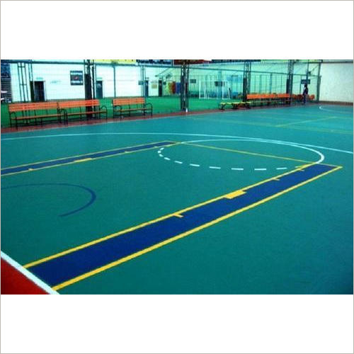 High Quality Sports Flooring