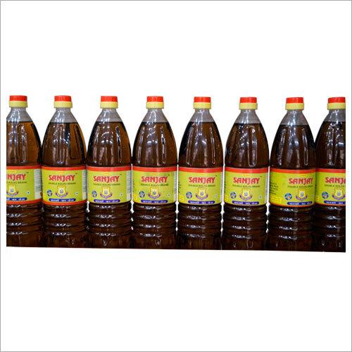 Packaged Mustard Oil