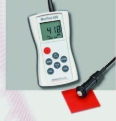 Coating Thickness Gauge DFT Meter Minitest 650