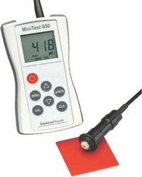 Elekrophysik Coating Thickness gauges DFT Meter