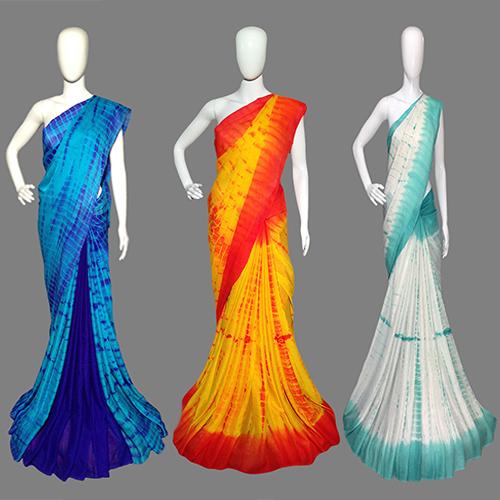 Chiffon Designer Saree