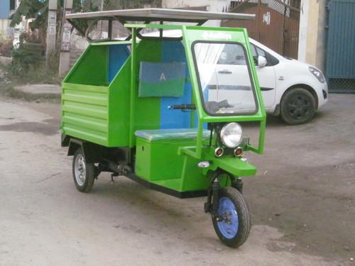 E-Rickshaw Garbage Trolly