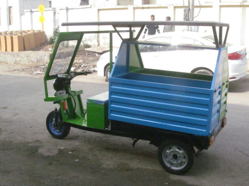 Garbage Trolly Rickshaw