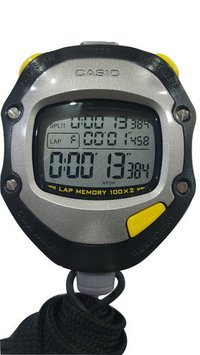 Digital Stopwatch, Casio Make
