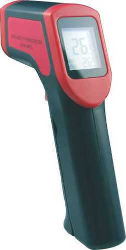 Laser Type Infrared Thermometer Range Upto 1650 Deg Cent