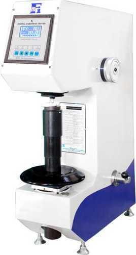 Digital Motorised Rockwell Hardness Testing Machin