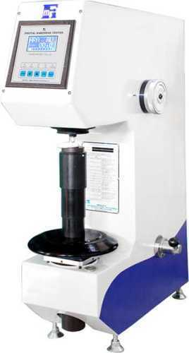Digital Motorised Rockwell Hardness Testing Machine