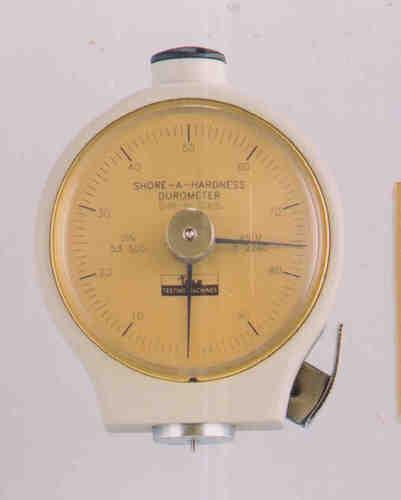 Durometer (Rubber Hardness Tester) Blue Steel Make