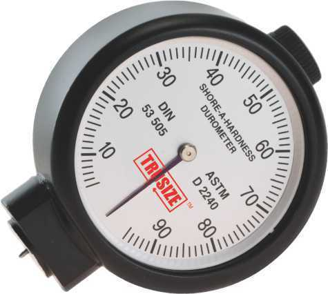 RUBBER HARDNESS TESTERS (DUROMETER)