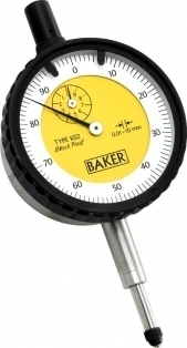 Baker Make Dial Gauges (MM Size)