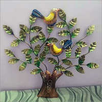 Iron Wall Decor Tree