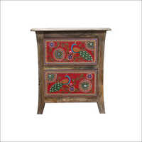 Hand Painted Wooden Articles