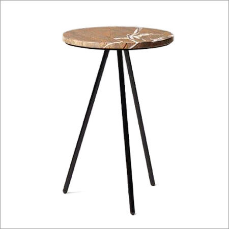 Industrial Round Stool