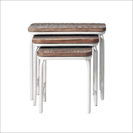 Stool Set Of 3