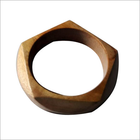 Mahogany Wooden Bangle