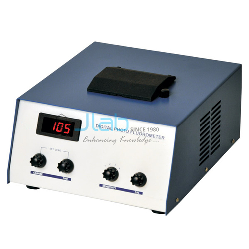 Digital Photo Fluorometer