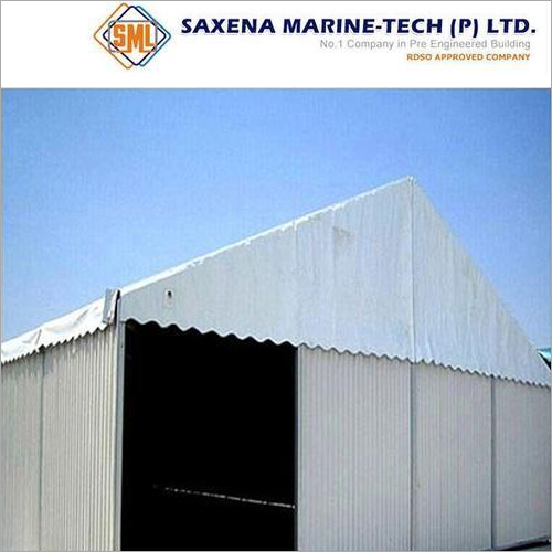 Commercial Building Sheds