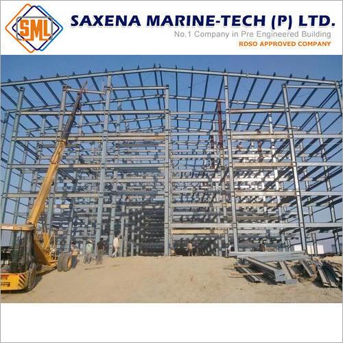 Pre Commercial Building Structure
