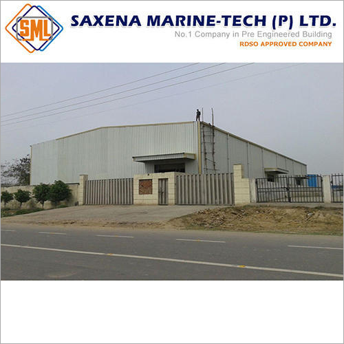 Pre Engineered Buildings Structures