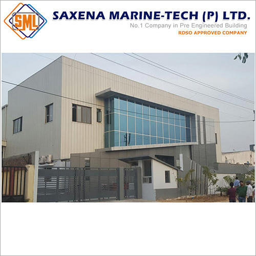 Pre Engineered Metal Building Structure