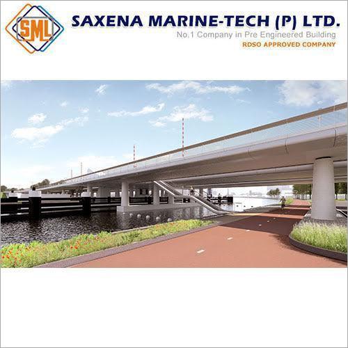Prefabricated Overbridge Structure