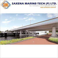 Prefabricated Overbridge Structure