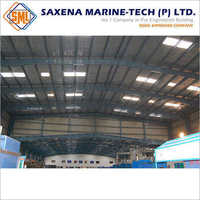 Prefabricated Metal Building System