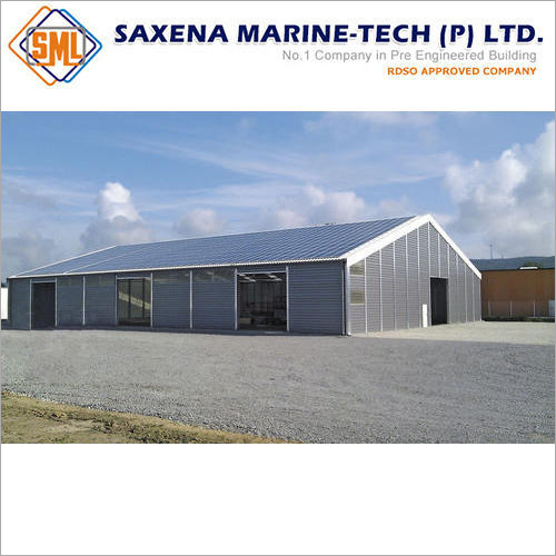 Hangar Building Structure