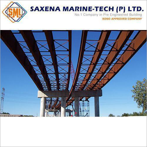 Steel Bridge Girder