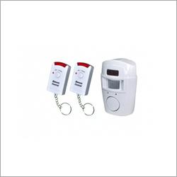 Intruder Sensor Alarms