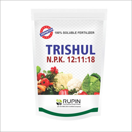 12.11.18 Soluble Fertilizer