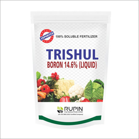 Boron 14.6 Percentage Liquid