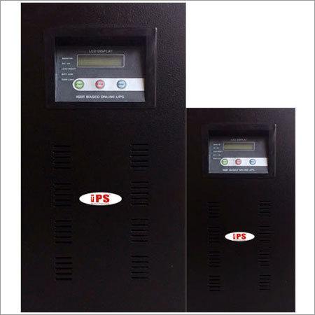 Online UPS (Inbuilt Isolation Transformer) 5KVA to 60KVA