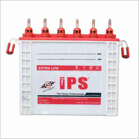 IPS Tall Tubular Battery