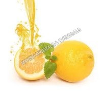 Fresh Lemon Water Soluble Fragrance