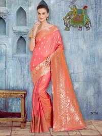 Shop Traditional Wear Silk Saree