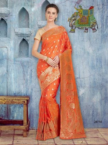 Indian Banarasi Silk Saree Online