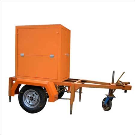 Mobile Trailer Mounted Transformer Oil Treatment Plant