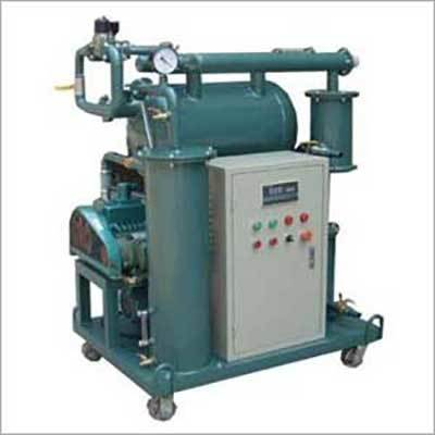 Portable Insulating Oil Purifier