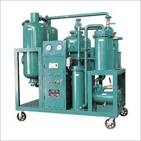 Vacuum Dielectric Oil Treatment Plant