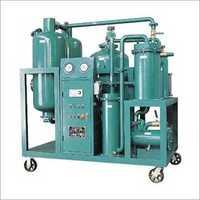 Vacuum Dielectric Oil Treatment Plant