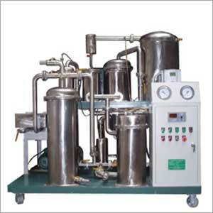 Stainless Steel Cooking Oil Purifier Machine