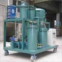 Vacuum Oil Cleaning Machine