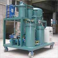 Vacuum Oil Cleaning Machine