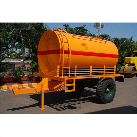 Water Tanker Trailer