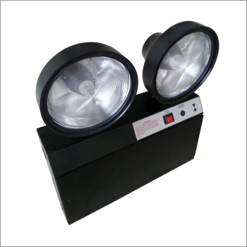 Dual Head Industrial Emergency Lights