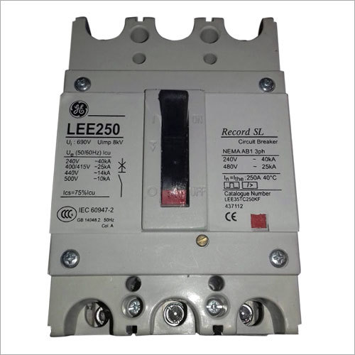 H Frame Molded Case Circuit Breaker