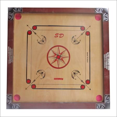 Diamond Carrom Board