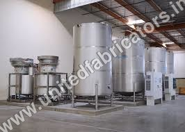 Stainless Steel Fabricatiors