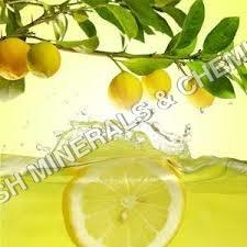 Lemon Detergent Fragrance